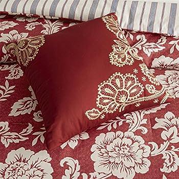 Amazon Com Chaps Telluride 4 Pc King Comforter Set
