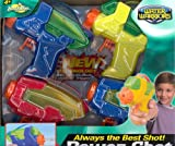 Water Warriors Power Shot Blaster 4 Pk