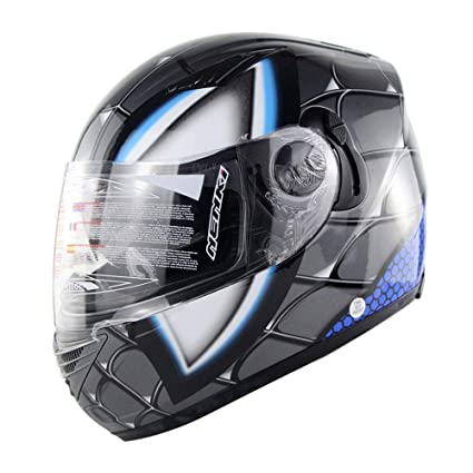 NL helmet Cascos de Moto/Cascos de esquí/Cascos de Bicicleta, Visera Unisex