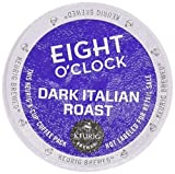Eight O'clock Coffee – K Cups 12 Ct. Dark Italian Roast [Pack of 2] For Sale