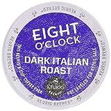 Eight O'clock Coffee – K Cups 12 Ct. Dark Italian Roast [Pack of 2] For Sale