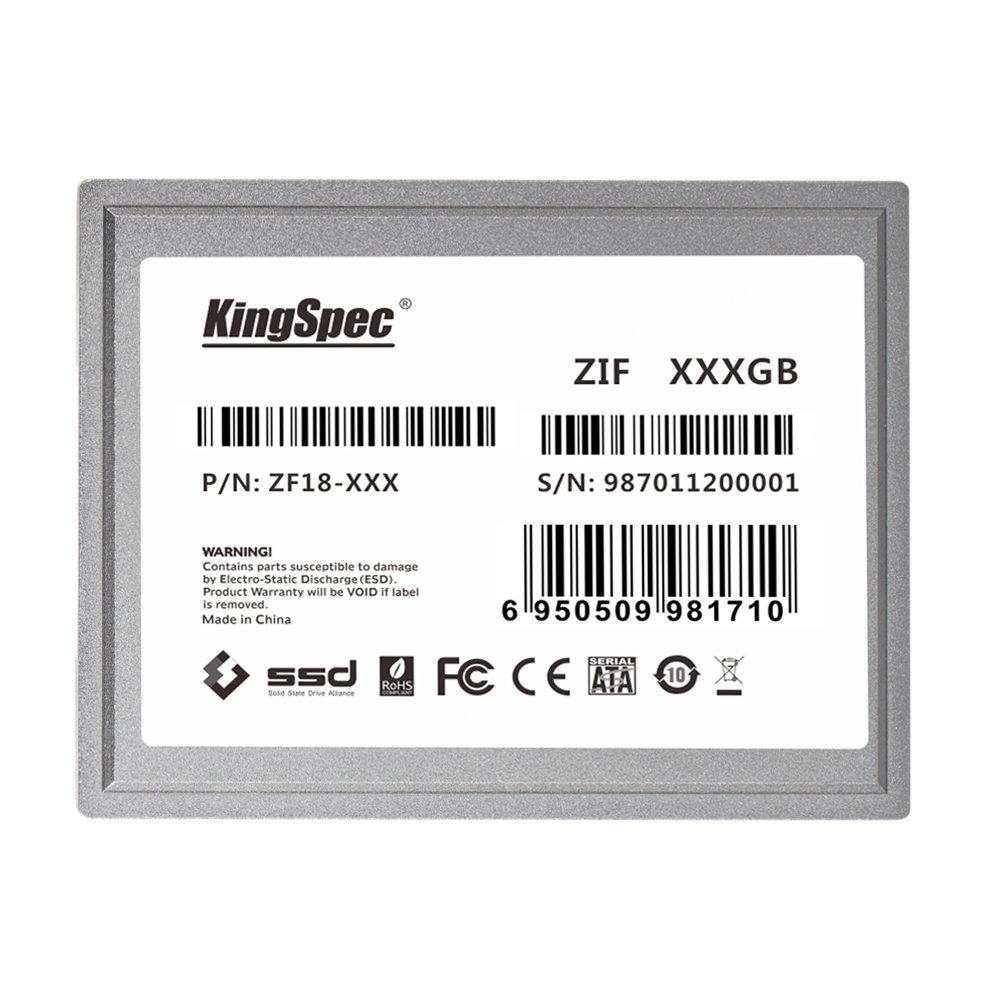 128GB SSD KINGSPEC KSD-ZF18.6-128MS