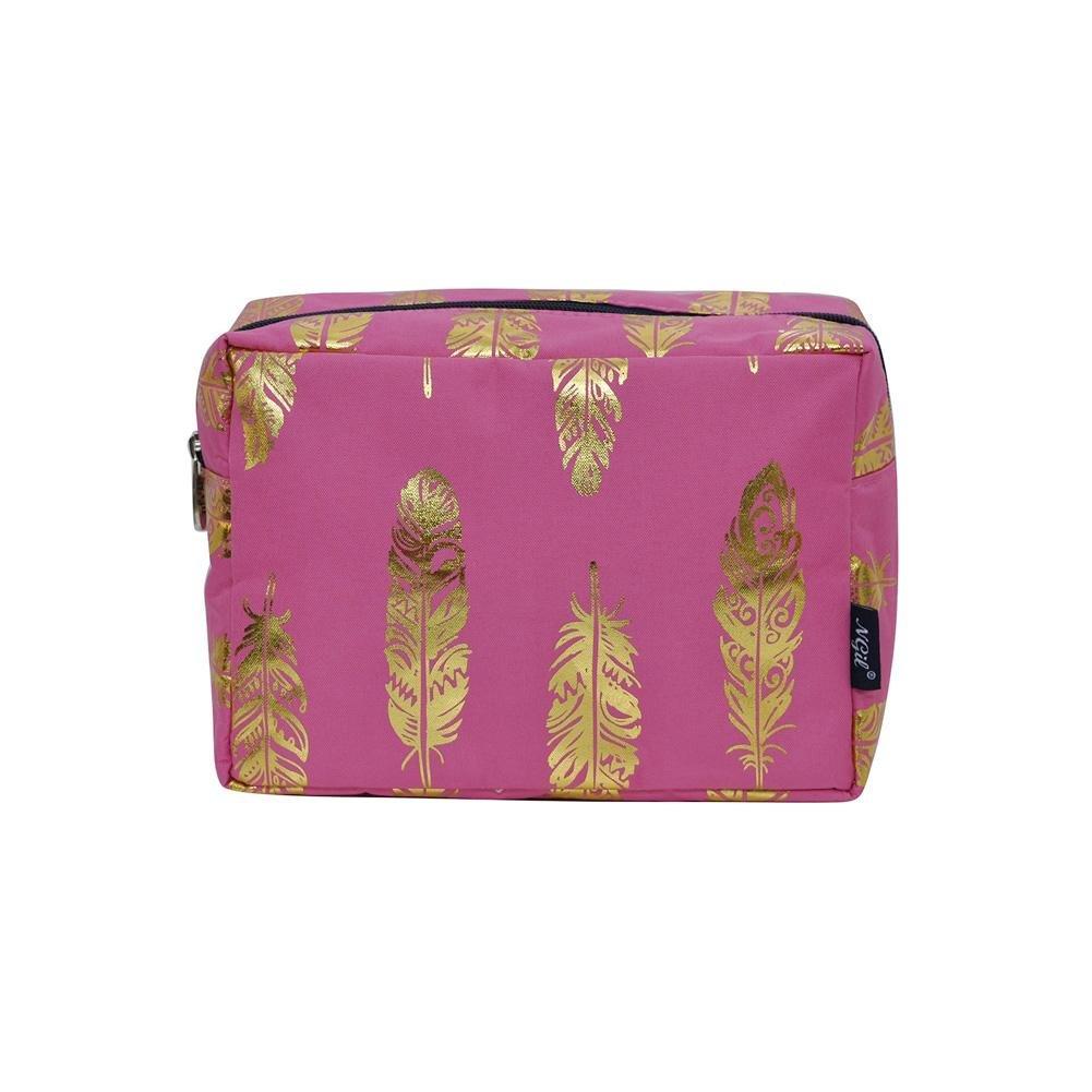 NGIL レディース B079SWCRKM Gold Feather Pink