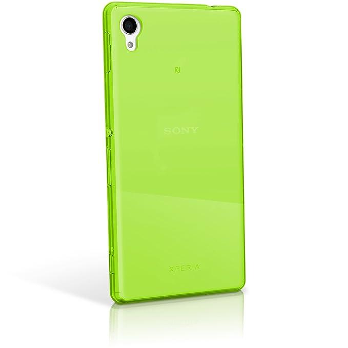 igadgitz u5869 Funda TPU para Sony Xperia X Compact Carcasa COM ...