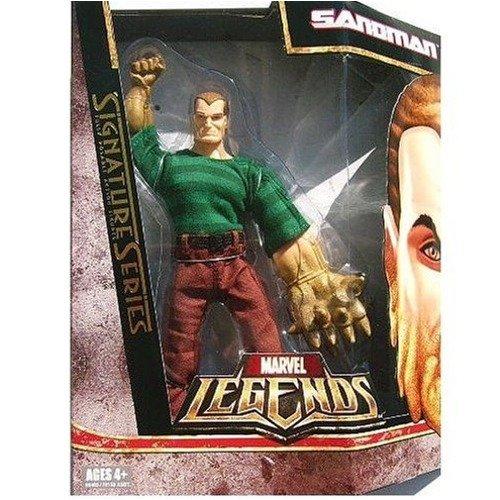 Marvel Legends Signature Series  Sandman 8 Doll Puzzle Zoo