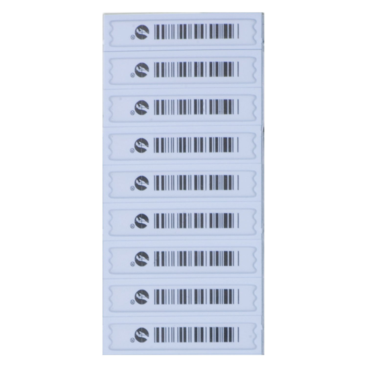 Sensormatic/Tyco Brand UltraStrip III, ZLDRSING1, Fake Barcode, 1 Box of 5K