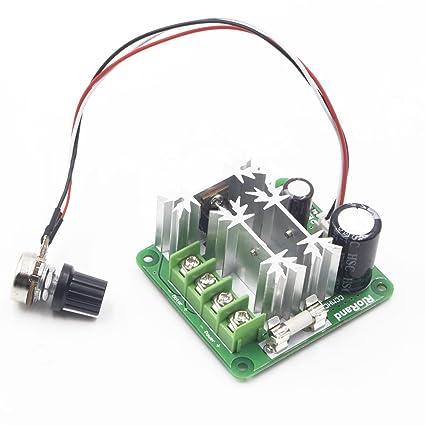 amazon com riorand trade upgraded 6v 90v 15a dc motor pump speed