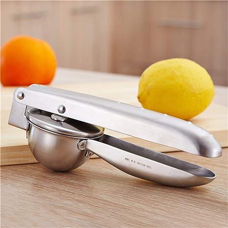 WLIXZ Exprimidor de limón, Prensa Manual de Mano y Frutas, Apto ...