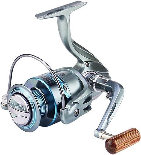 Gimitunus Spinning Fishing Reel 12 + 1 Bearings Left Right Manija ...