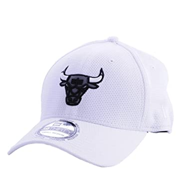 Gorra New Era - 39Thirty Nba Chicago Bulls Reflective blanco talla ...