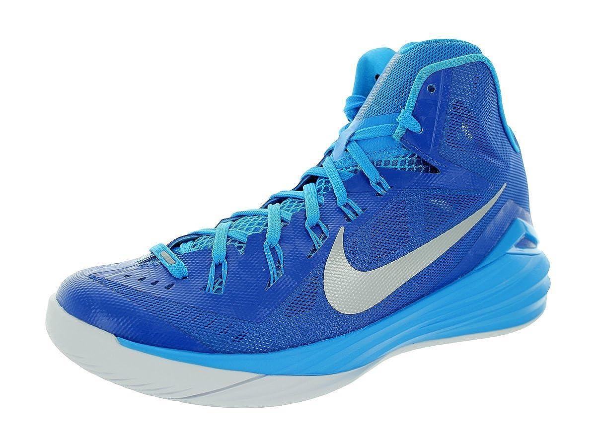 the best attitude 39211 b7b28 Amazon.com   Nike Hyperdunk 2014 TB Mens Basketball Shoes 653483-404 Game  Royal Blue Hero-White-Metallic Silver 8.5 M US   Basketball