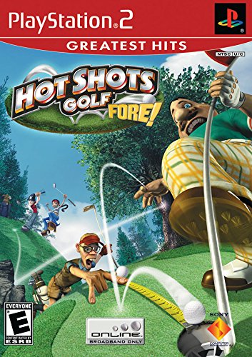 Hot Shots Golf Fore - PlayStation 2 (Hot Shots Golf compare prices)
