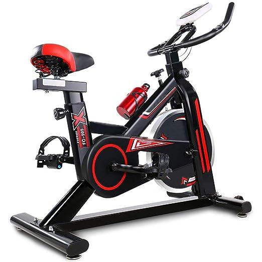 NAB325 Bicicleta aeróbica, Monitor LCD, Volante, transmisión por ...