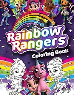 Rainbow Rangers Rockin Rainbow Colors Amazon Ca Greene Summer Books
