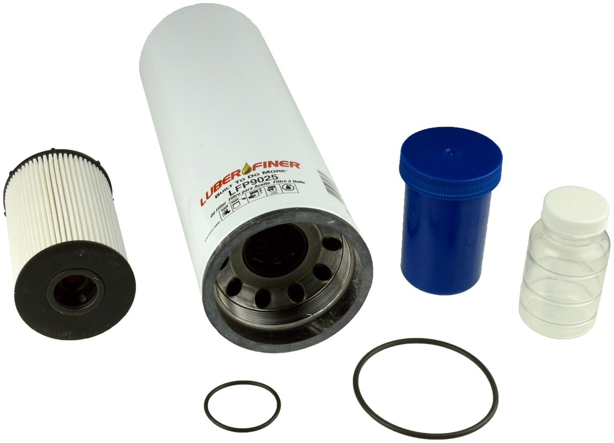 Luber-finer LK359DF Heavy Duty Oil Filter