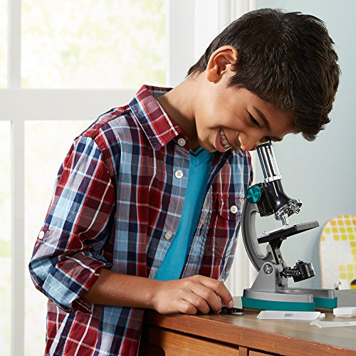 Educational Insights GeoSafari Micropro 48-Piece Microscope Set