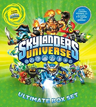 book cover of Ultimate Box Set