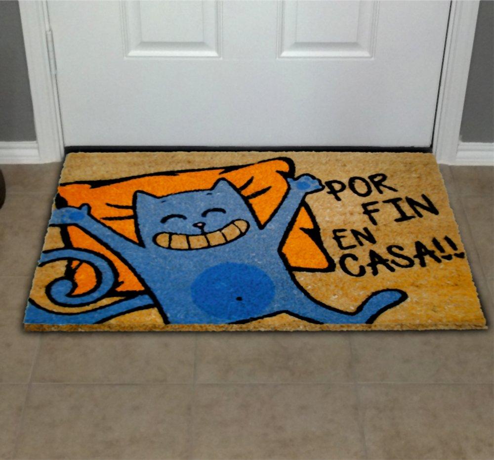 koko doormats 135299 Felpudo Diseño por Fin En Casa, Coco, 60 x 40 cm: Amazon.es: Hogar