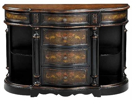Amazon Com Stein World Furniture Vila Credenza Mediterranean