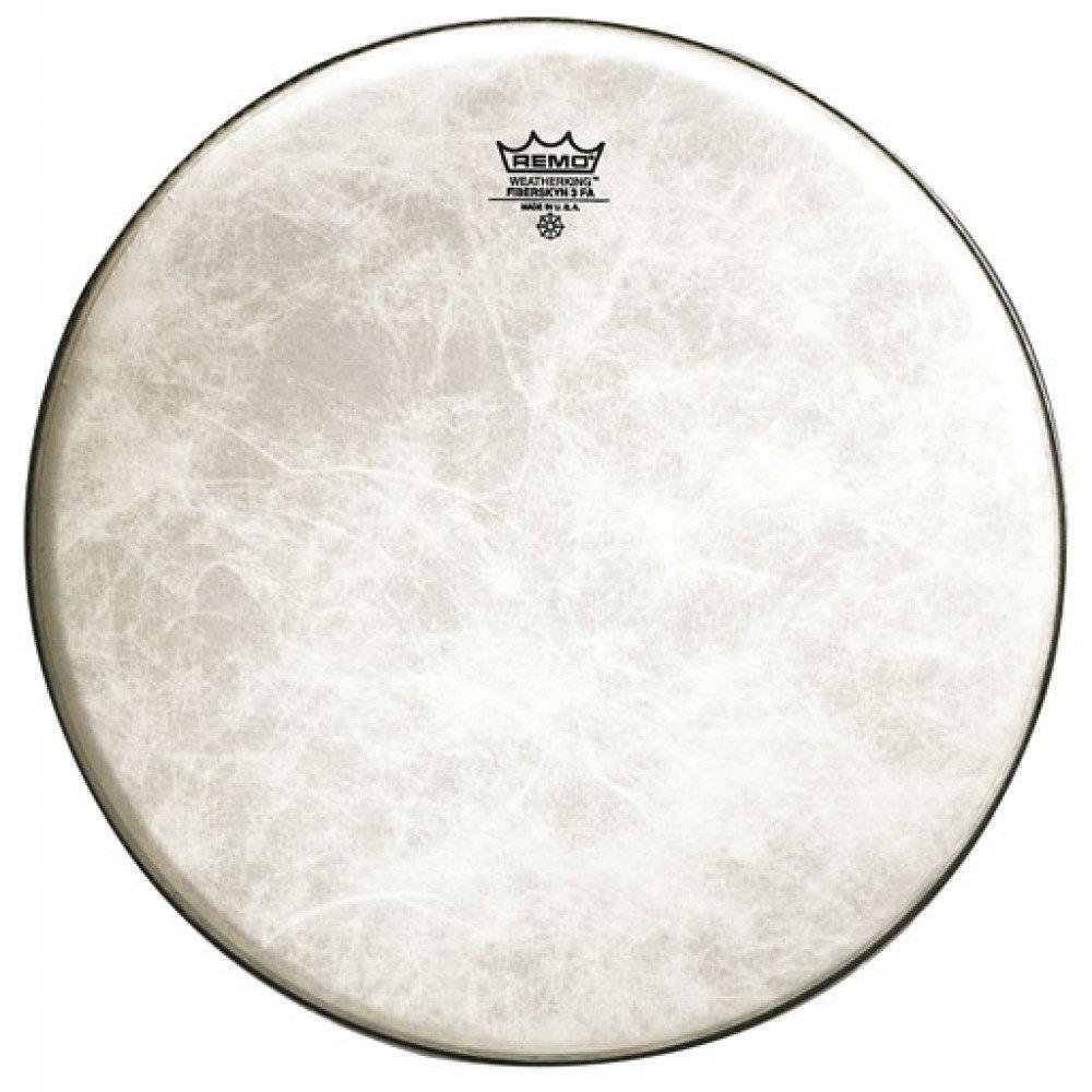 Remo FD-1522-00 22-Inch Fiberskyn 3 Diplomat Bass Drum Head