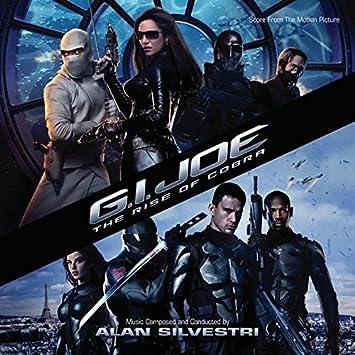 amazon g i joe the rise of cobra alan silvestri 輸入盤 音楽