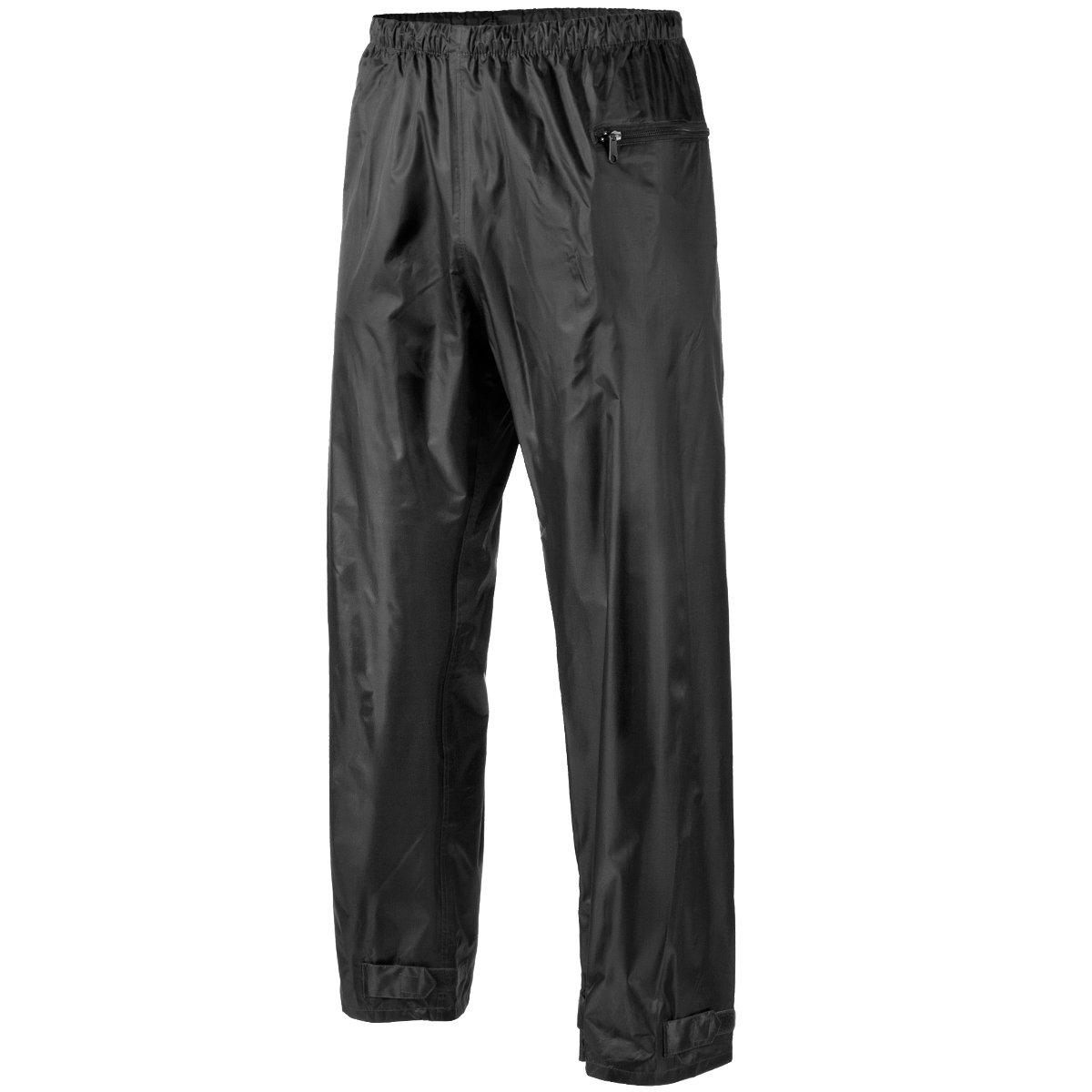 BW Regenhose, Polyester mit PVC oliv S-XXL S S,Oliv Max Fuchs AG 08863B