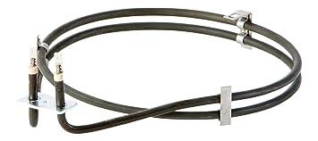 DREHFLEX - Umluftheizung Rundheizung Heißluftheizung Heißluft Heizung - passt für diverse AEG Electrolux Juno Privileg Herd B
