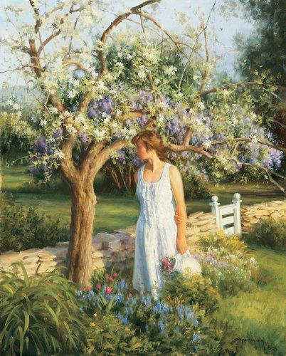 (Robert Duncan - Spring Tapestry)