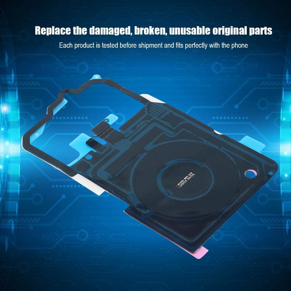Wireless Charger//NFC Antenna Flex Cable NFC Antenna Wireless Charging Flex Coil Cable Replacement Wireless Charger//NFC Antenna Fits for Samsung Note 8 N950F//N950U Phone Replacement Part