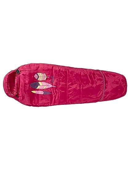 c0d08f3f1b3 Amazon.com : Jack Wolfskin children's Grow Up summer sleeping bag ...