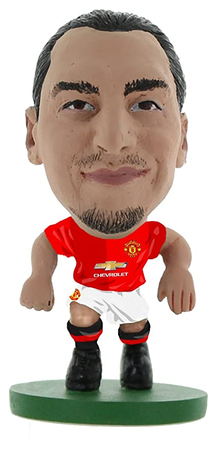 f21d55054 SoccerStarz Manchester United F.C. Zlatan Ibrahimovic  Amazon.in ...