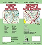 Portsmouth / Dover / Rochester / New Hampshire, NH Street Map