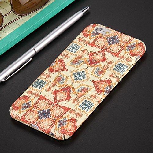 Phone Taschen & Schalen Für iPhone 6 Plus & 6s Plus National Style Pattern PC Schutzhülle ( SKU : IP6P0959C )