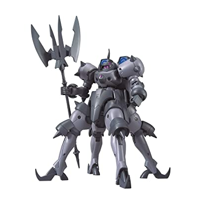 Gundam Build Divers #11 Eldora Brute, Bandai Spirits HGBD 1/144: Toys & Games