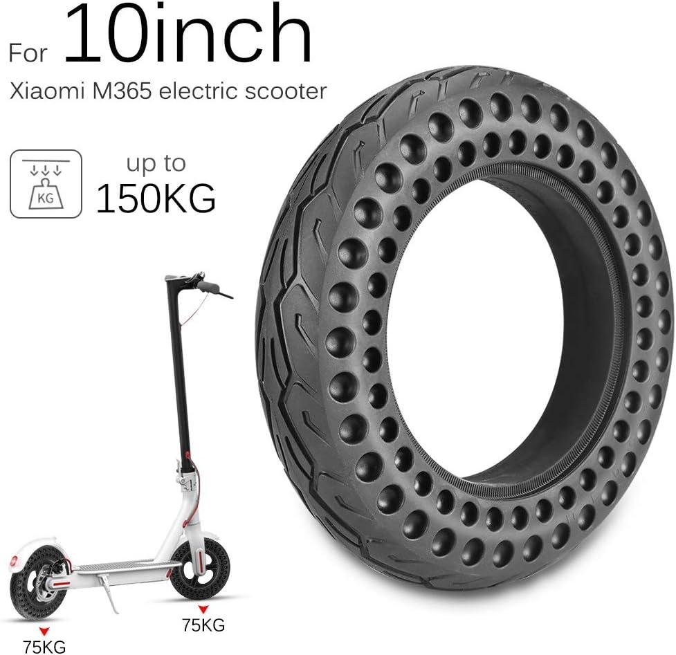 250W Pneu à Roue Pleine Creuse Pour Scooter Électrique Xiaomi M365 Antichoc Set