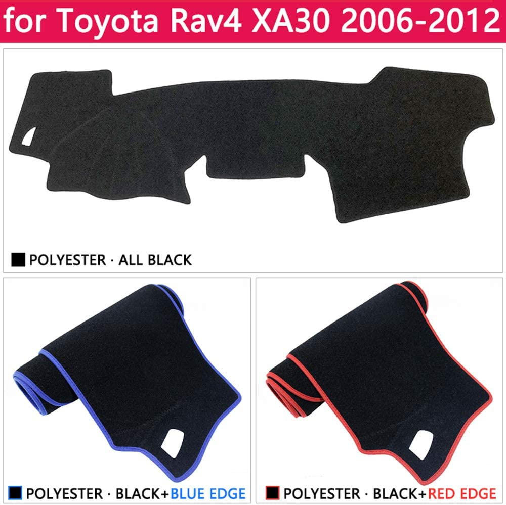 2010 Left-Hand Drive Applicable to Toyota Rav4 XA30 2006~2012 RAV 4 30 Dashboard Auto Parts Anti-Skid Pad 2007 2008