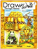 draw write now book 1 paperback - Draw and Write Through History (Creation through Jonah, Volume 1)