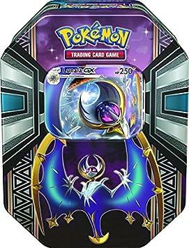 2017 Pokemon Legends of Alola Tin Solgaleo GX Collectors Tin BRAND NEW!