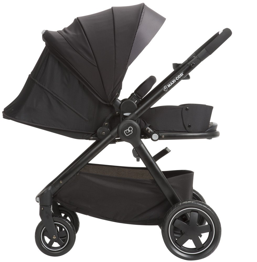 Maxi-Cosi Adorra Modular Stroller, Devoted Black by Maxi-Cosi (Image #22)