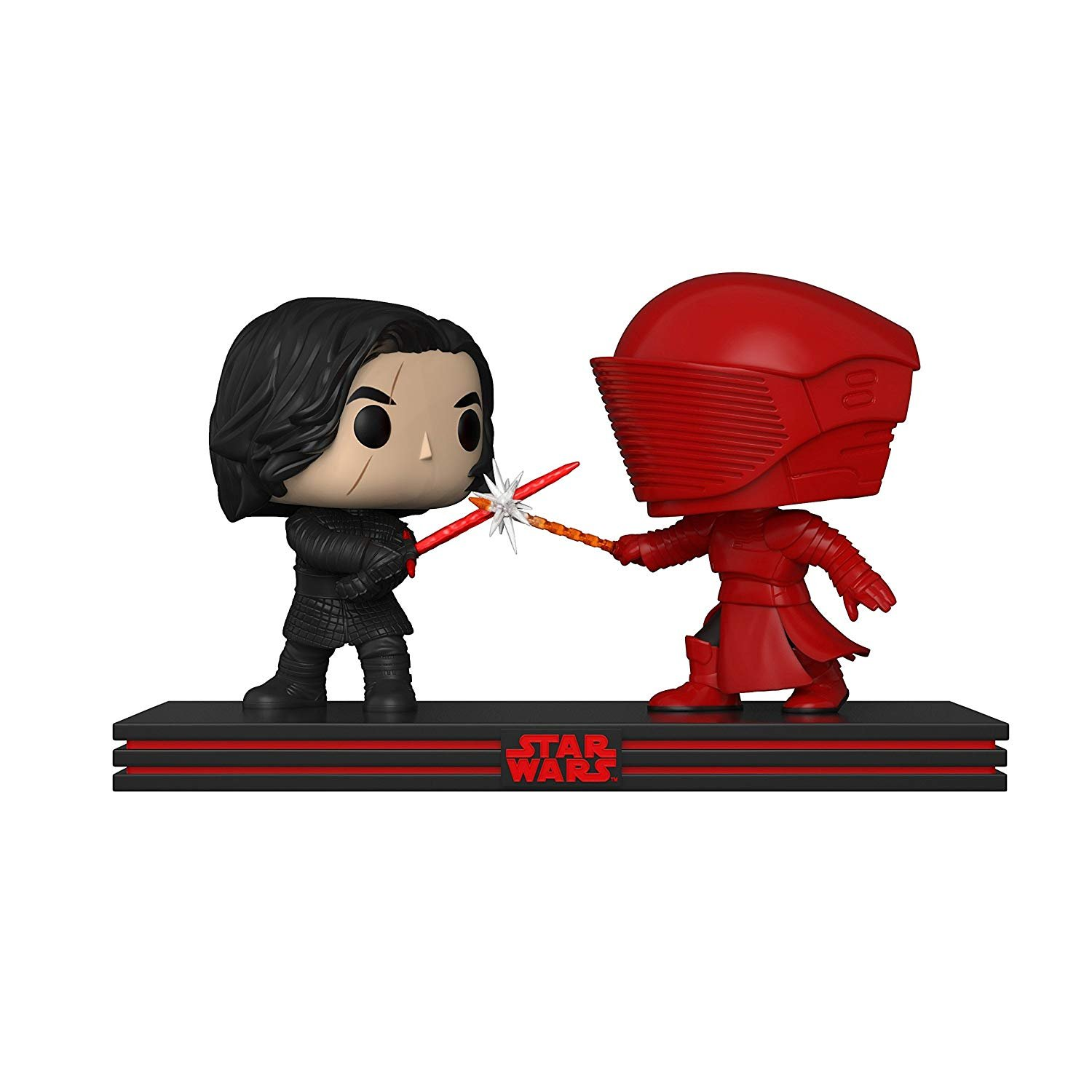 Funko Pop Kylo  Praetorian Guard 9 cm. Movie Moments. Star Wars