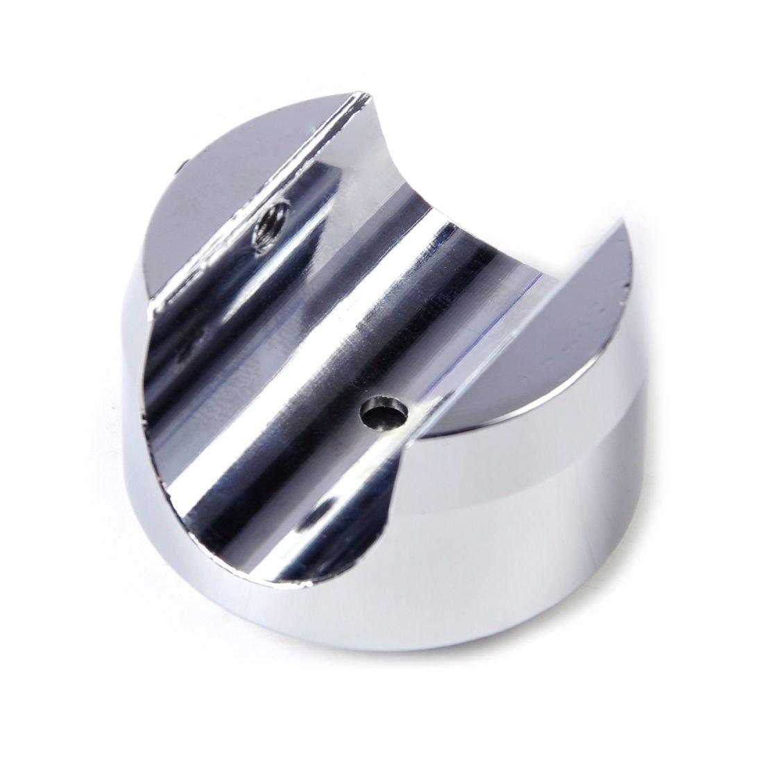 Motorraduhr Uhr Uhren Motorr/äder Lenkeruhr Universal Thermometer Temp 7//8