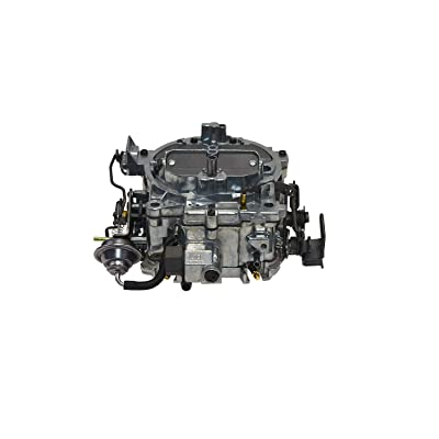 A-Team Performance 1901R Remanufactured Rochester Quadrajet Carburetor 750 CFM 4MV Compatible with 1966-1973 GM Chevy Chevrolet: Automotive