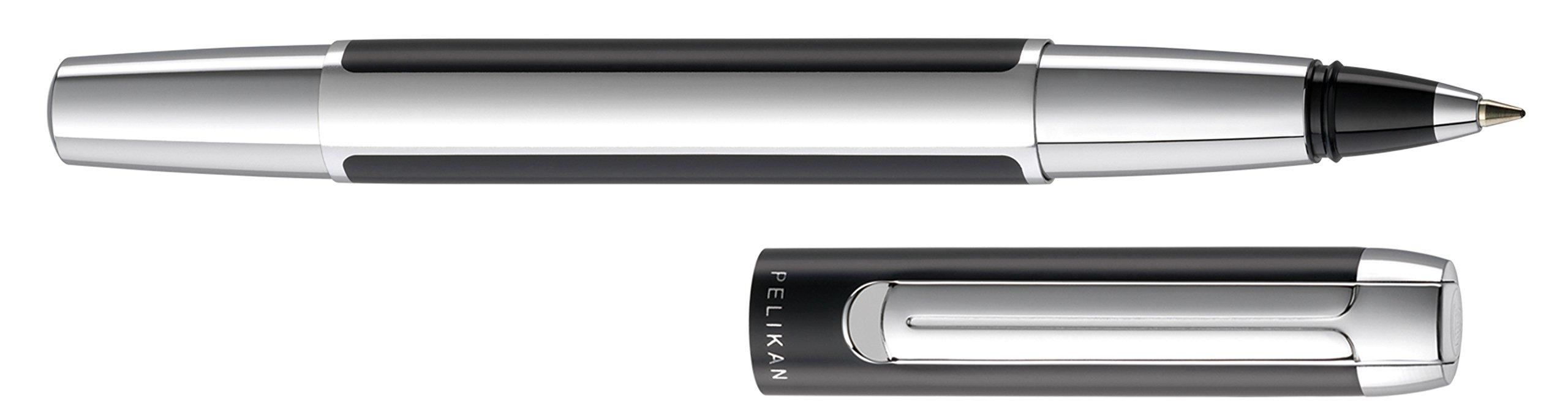 Pelikan Roller Pura R 40 / 1x Rollerball Pen/Black