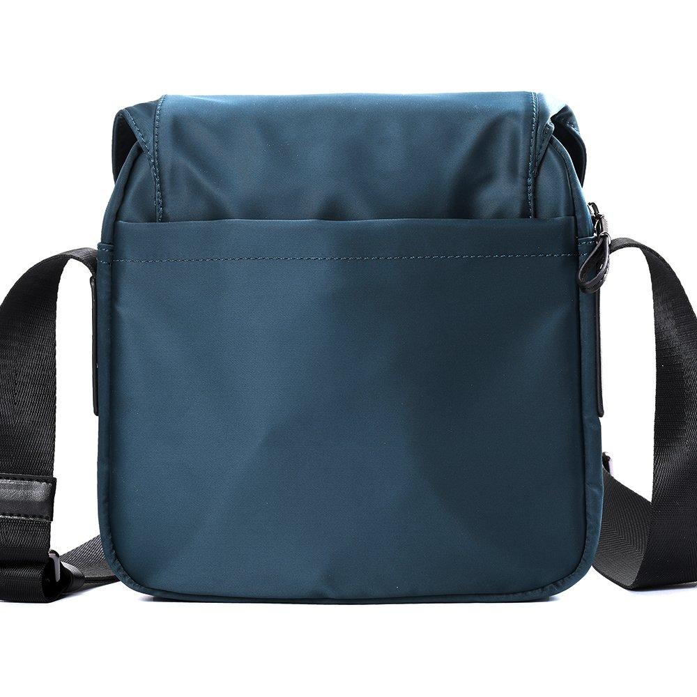 cf3051ba6 ZZINNA Man Bag Messenger Bag Crossbody Bags Waterproof Shoulder Bag Man  Purse Purses and Bags for Men and Women