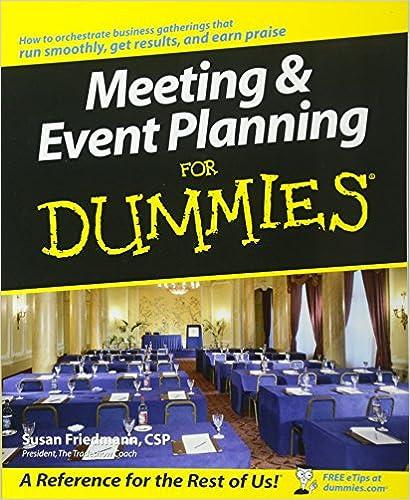 Pdf event planning books