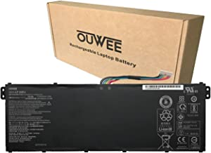 OUWEE AP16M5J Laptop Battery Compatible with Acer Aspire 1 A114-31 A114-31-C4HH A114-31-C5GM 3 A314-31 A315-21 A315-51 5 A515-51 A515-51-75UY ES1-523 ES1-523-2342 Series KT00205004 7.7V 37Wh 4810mAh