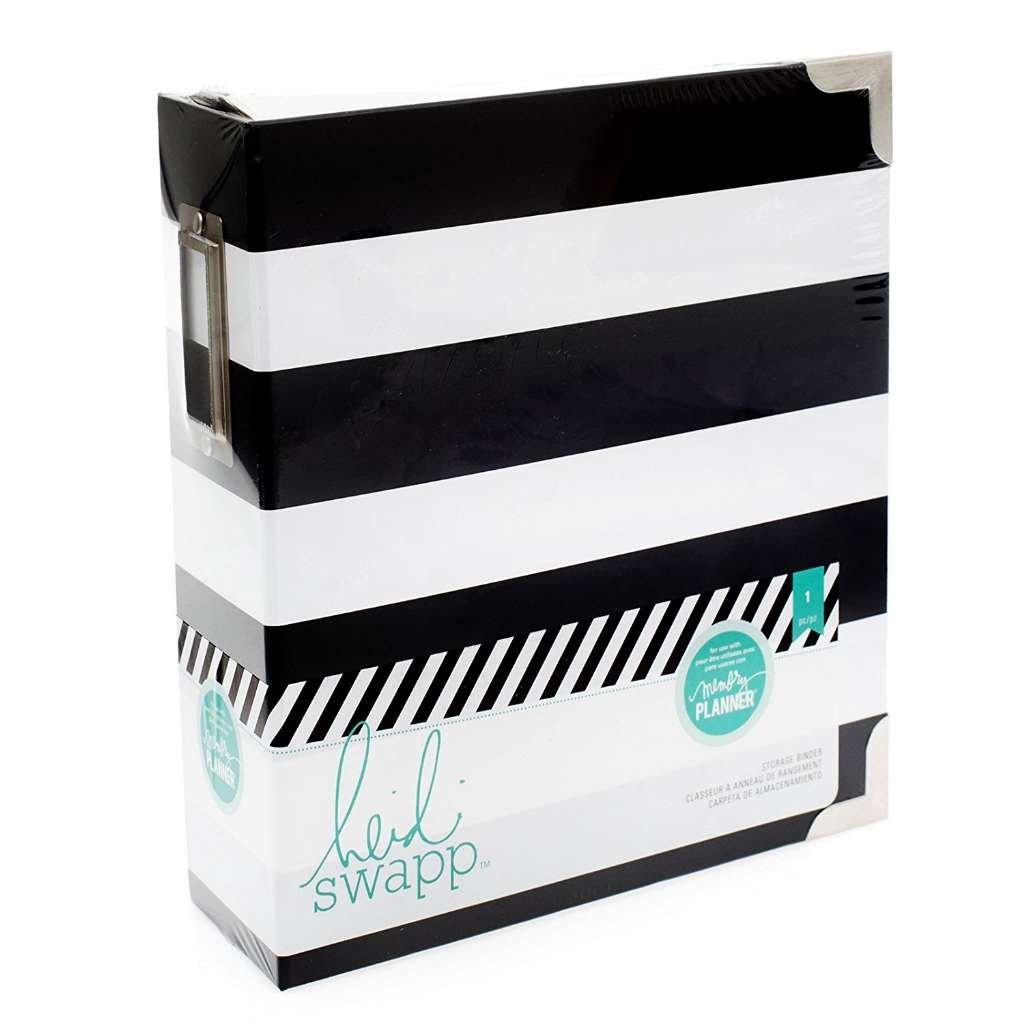 American Crafts - Heidi Swapp Memory Planner Binder - 3 Storage - 2-Pack