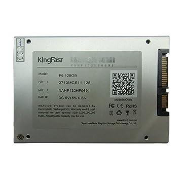 KingFast F6 Disco Duro Interno SSD 128 GB 128 GB SATA III 6 GB/s ...