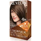 Revlon Colorsilk Haircolor, Medium Brown, 4.4- Ounces (Pack of 3)