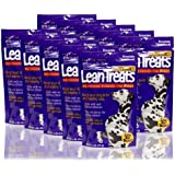 Butler Lean Treats Nutritional Reward for Dogs, (10 Pack/4 oz Resealable Pouches)
